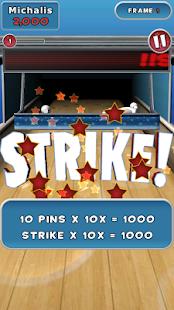Spin Master Bowling Screenshot 11