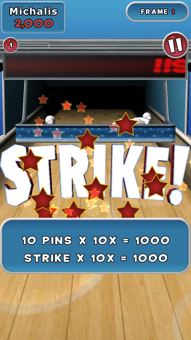 Spin Master Bowling screenshot #11