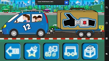 Screenshot of Baby Car