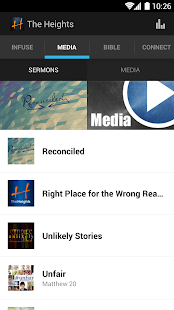 The Heights Baptist Church - screenshot thumbnail
