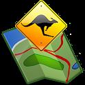 Taronga Zoo Sydney map & shows icon