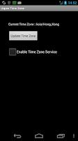 Screenshot of Japan Time Zone