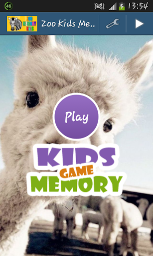 Zoo Kids Memory