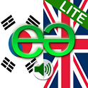 Korean to English Lite logo