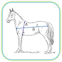 Horse Weight Calculator icon