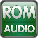 Audio guide de Rome logo