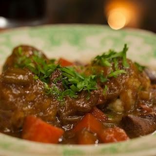 Scandinavian Venison Hunter's Stew