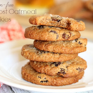 "Grain-Free ""Oatmeal"" Cookies (Egg-Free, Dairy-Free Option)"