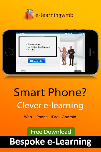 e-Learning WMB e-Learning demo