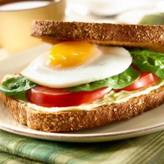 Best Ever Breakfast Sandwich.