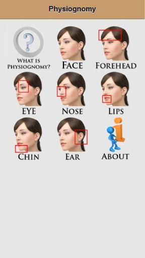 Face Reading Physiognomy