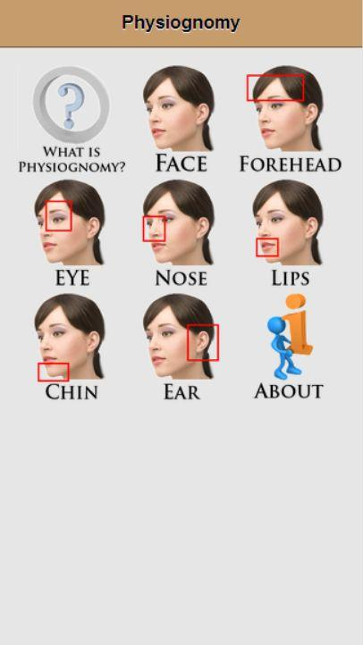 Face Reading Physiognomy APK 1 1 Download - Free Books