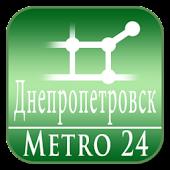 Dnepropetrovsk (Metro 24)