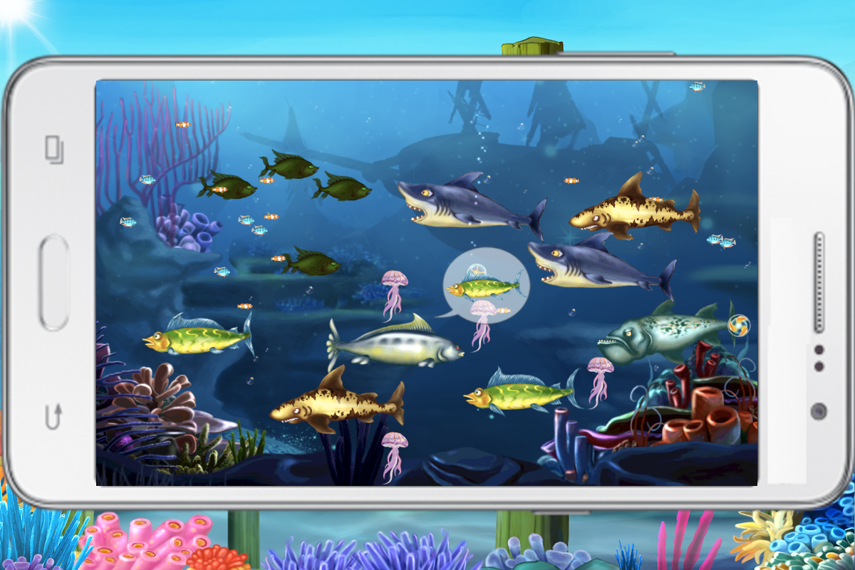 Big fish eat small fish android apps on google play for Big fish eat little fish