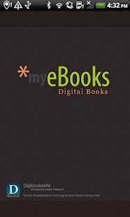 MyeBooks- screenshot thumbnail
