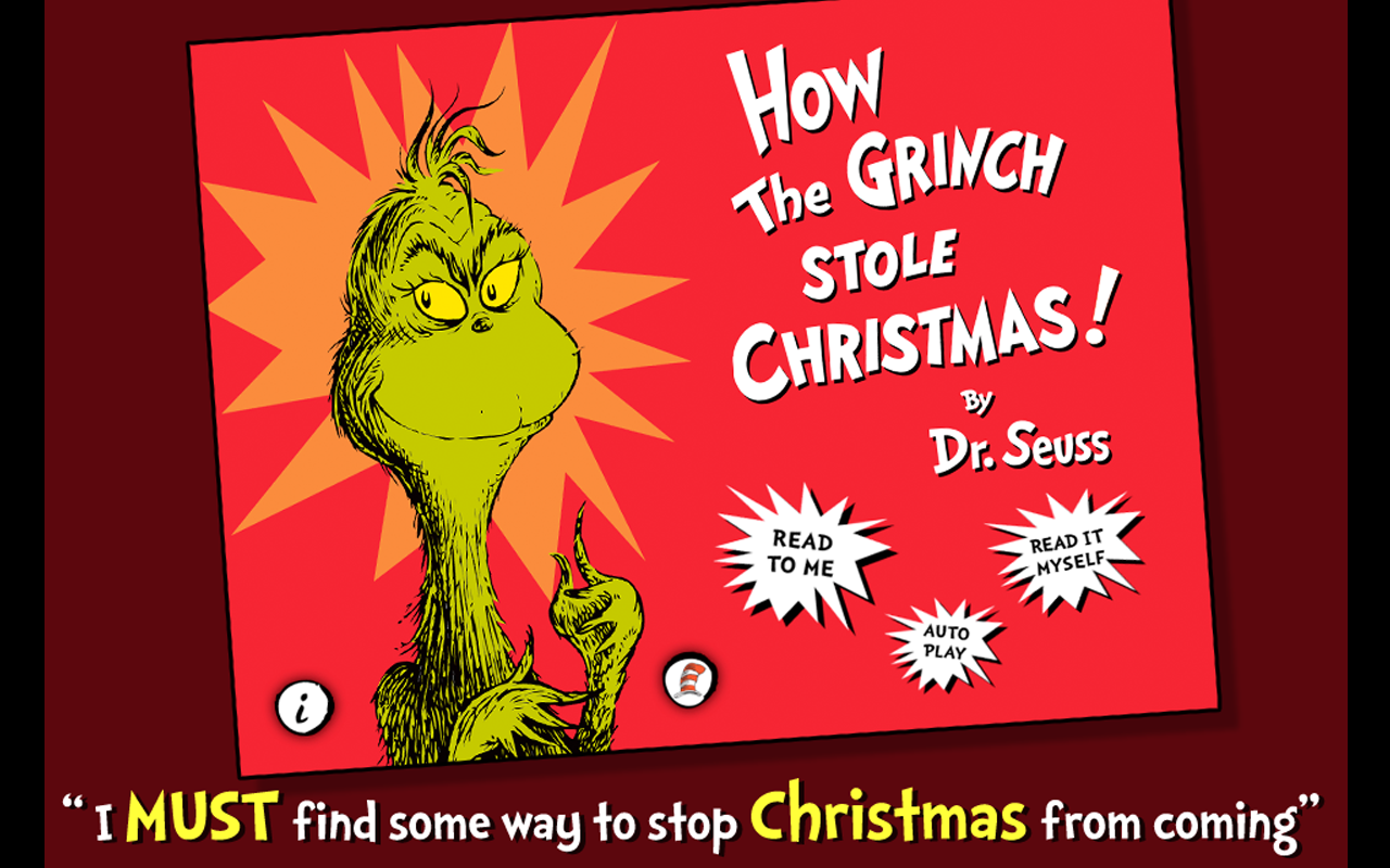 How the Grinch Stole Christmas- screenshot