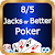 8/5 Jacks or Better Poker file APK for Gaming PC/PS3/PS4 Smart TV