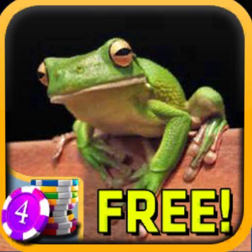 3D Frog Slots - Free