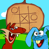 Buster and Stitch: Tic Tac Toe