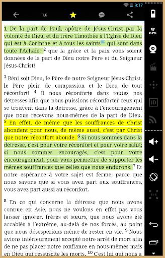 La Bible - Louis Segond