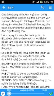 Luyen Nghe Tieng Anh TFLAT - screenshot thumbnail