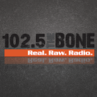102.5 The Bone: Real Raw Radio icon