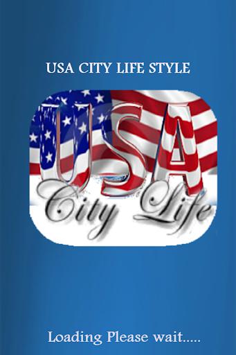 Usa City Life