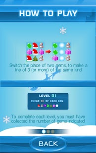 Jewels Space: Christmas Free - screenshot thumbnail