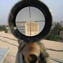 Sniper fire icon