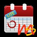 Family calendar Lite icon