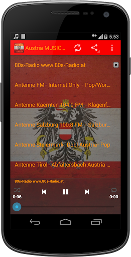 Austria MUSIC Radio