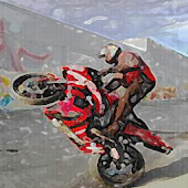 Sports Bike TV: Street Stunts