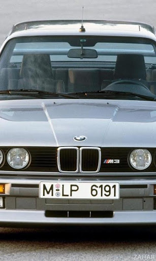 BMW M3 E30 Wallpapers