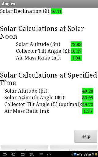 玩教育App|NMSU Solar Calculations免費|APP試玩