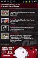 Screenshot of Temple Owls