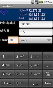 LoansByte- screenshot thumbnail