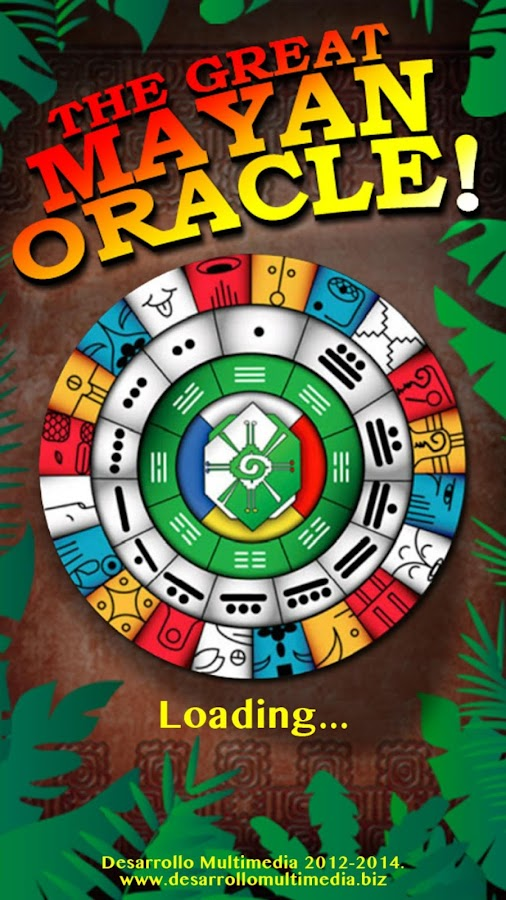 The Great Mayan Oracle (Paid)- screenshot