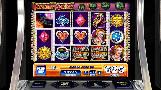 Fortune Seeker HD Slot Machine - screenshot thumbnail