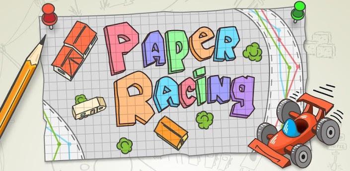 Гонки на бумаге (Paper Racing) - пошаговые гонки для Андроид скачать