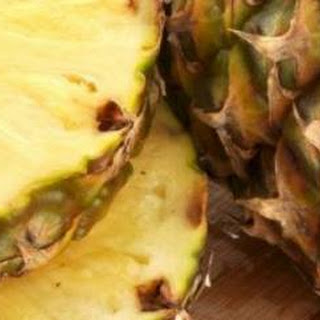 Salade Van Ananas En Rode Bieten Met Feta