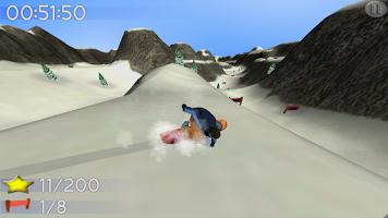 Screenshot of B.M.Snowboard Free