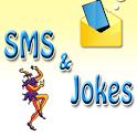 SMS & Jokes 2014 icon