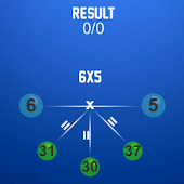 Math molecule: Multiplication