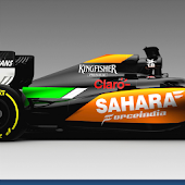 Force India Supporters