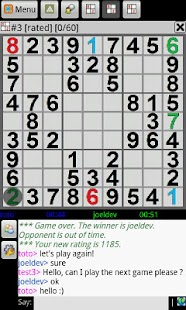 FREE SUDOKU MULTIPLAYER- screenshot thumbnail