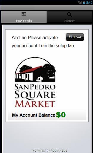 SanPedro MMCard