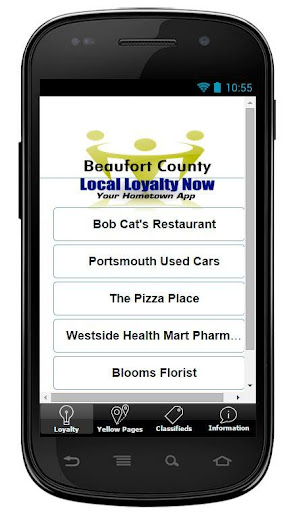 Beaufort SC Local Loyalty Now