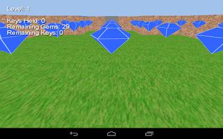 Screenshot of 3D Games Engine
