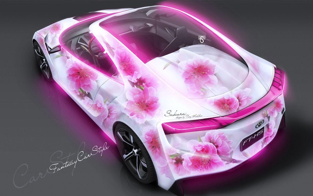 Fantasy Cars Live Wallpaper