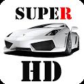 Full HD 슈퍼카 무료배경(스포츠카, 쿠페) icon